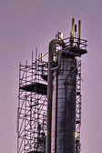 Industrial tower — Stock Photo