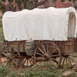 Covered wagon — Stock Photo #10408700