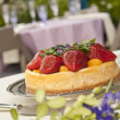 Fruit dessert — Stockfoto