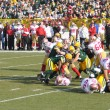 Defense of the Green Bay Packers — Foto de Stock