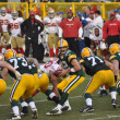 Stock Photo: Aaron Rodger of the Green Bay Packers