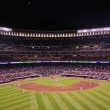 Target Field at Night — Stock Photo #8283164