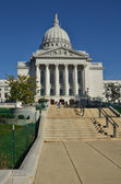 Capitol Building in Madison, Wisconsin — Stock Photo