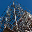 Scaffolding — Stock Photo #9806764