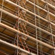 Stock Photo: Scaffolding