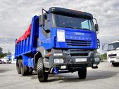 Iveco trakker — Stok fotoğraf