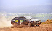 Rally Southern Ural 2007 — Stock Photo