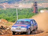 Rallye südliche ural 2007 — Stockfoto
