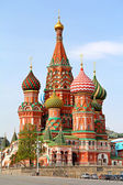 Saint Basil's Cathedral — Stockfoto