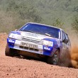 Rally Southern Ural 2007 - Stock Photo