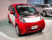 Mitsubishi i-MiEV — Stock Photo