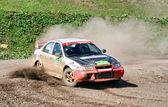 Rally Southern Ural 2008 — Stock Photo