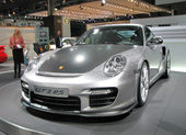 Porsche 911 GT2 RS — Stock Photo