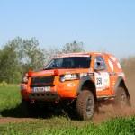 Rally Transorientale 2008 — Stock Photo