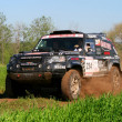 Stock Photo: Rally Transorientale 2008