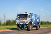 Rally transorientale 2008 — Foto de Stock
