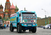 Rally Silkway 2011 — Stock Photo