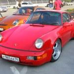 Постер, плакат: Porsche 911 Carrera