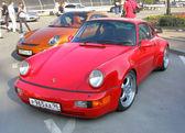 Porsche 911 Carrera — Stock Photo