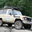 Expedition Germany-Russia — Stock Photo