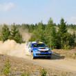 Rally Southern Ural 2010 - Stock Photo
