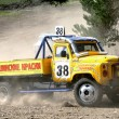 Cross-country truck race — Stock Photo #8809920