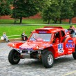 Stock Photo: Rally Silkway 2011