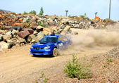 Rally Southern Ural 2010 — Stock Photo