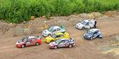 Rally 2011 degli urali meridionali — Foto Stock