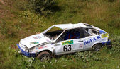 Rally Southern Ural 2007 — Stock Photo