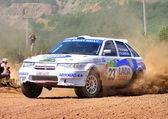 Rally södra ural 2007 — Stockfoto