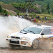 Stock Photo: Rally Southern Ural 2009