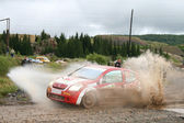 Rally Southern Ural 2009 — Stock fotografie