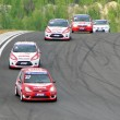 Russian Touring Car Championship — Stock Photo