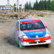 Stock Photo: Rally Southern Ural 2010
