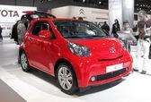 Toyota iQ — Stock Photo
