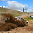 Stock Photo: Rally Southern Ural 2008