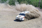 Rallye südliche ural 2011 — Stockfoto