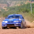 Rally Southern Ural 2007 — Stock Photo #9221015