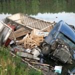 Truck crash — Stock Photo #9273606