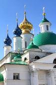 Ortodoxa kyrkan — Stockfoto
