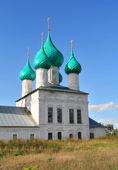Orthodox church closet — Stock Photo