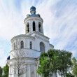 Stock Photo: Orthodox bell tower