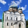 Ancient orthodox cathedral — Stock Photo #9546991