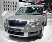 Moscow International Motor Show 2010 — Stock Photo