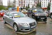 Autosalon 2011, Ufa — Zdjęcie stockowe