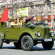 Stock Photo: Victory parade 2011