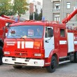 Fire safety 2009, Ufa — Stock Photo