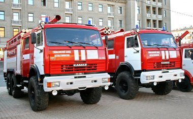 Fire safety 2009, Ufa