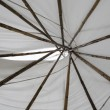 Teepee interior — Stock Photo